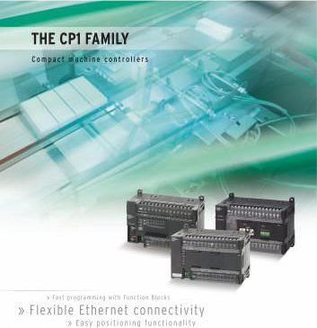 PLC امرن CP1L